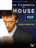 Irwin, William & Jacoby, Henry - La Filosofia de House [8898] (r1.0 Jandepora)