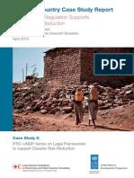 Ethiopia DRR Case Study 2013l