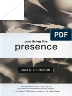 82916572 Practicing the Presence of God Joel S Goldsmith[1]