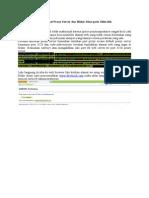 Konfigurasi Proxy Server Dan Blokir Situs Pada Mikrotik