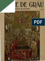 Boabe de Grau Revista de Cultura Anul I Nr. an (41)