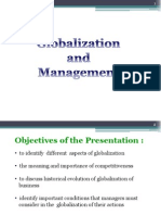 Globalization Management