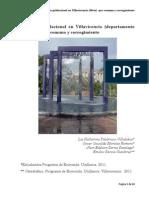 Dinamica Poblacional Villavicencio ( Meta ) Por Comuna y Corregimiento