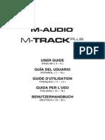 M-Track Plus - User Guide - V1.0