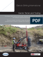 Terrier Overview (Dando Drilling Indonesia)