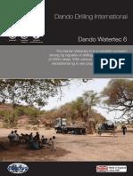 Dando Watertec 6 (Dando Drilling Indonesia)