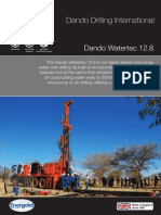 Dando Watertec 12.8 (Dando Drilling Indonesia)