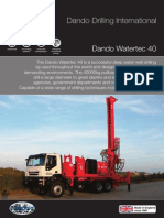 Dando Watertec 40 (Dando Drilling Indonesia)