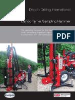 Dando_Terrier Sampling Hammer (Dando Drilling Indonesia)