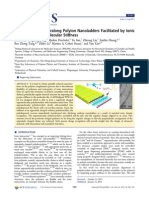 2014-Self-Assembly of Ultralong Polyion Nanoladders Facilitated by Ionic Recognition and Molecular Stiffness.pdf