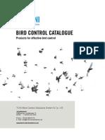 Birdcontrol Catalog TONI