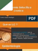 Leucemia linfocítica cronica