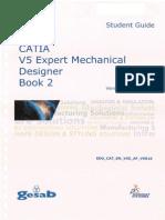 50021012 CATIA V5R16 Expert Mechanical Book 2 Tutorial