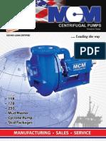 Mcm Centrifugal Pump Catalog Low