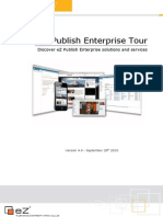 Ezpublish Enterprise 4.4