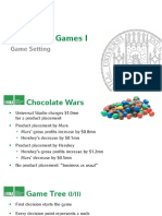 Week1 Sequential Games I