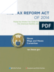 tax reform act pdf