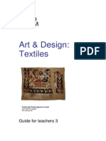 Art Guide 03Textiles KS2to4