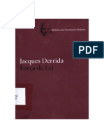 jacques derrida - força de lei_pt1