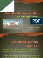 Sexualidad Plena y Feliz