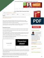 4 Teknik Menciptakan Kontras Dalam Slide Presentasi Anda — Presentasi Powerpoint yang Efektif, Kreatif dan Profesional
