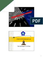 Struktur Program Matlab