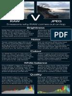 Knowledge - RAW vs JPEG
