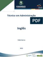 Caderno de ADM(Inglês) RDDI.
