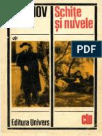 Cehov, A.P. - Schite Si Nuvele