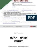 HCNA Entry v2.0