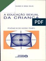 A Educacao Sexual Da Crianca
