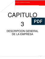 Descripcion de La Empresa