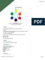 Tasty Color Mixing Lesson Plan - Art Smart - KinderArt