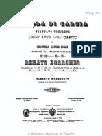 Garcia Trattato Di Canto II Parte