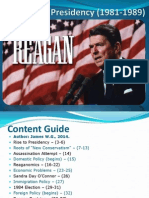 reagan presidency 1981-1989 powerpoint
