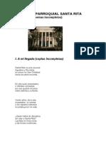 Escuela Parroquial Santa Rita (Poemas Incompletos) 14ab
