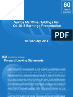 NM Q4 2013 Earnings Presentation FINAL