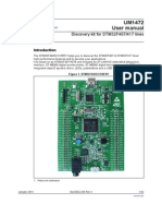 STM32F Discovery Board