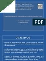 ¿CÓMO FORTALECER LAS FUNCIONES EJECUTIVAS EN NUESTROS HIJOS 2 y 3 - 2012