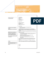Sample Resume Cover Letter
