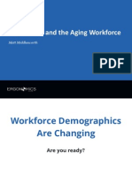 ergonomics for the aging workforce