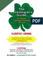 Sample LuckologistGuide