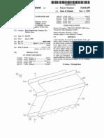 US 5464459x 1995 VANBUSKIRK - Chevron Type Mist Eliminator and System