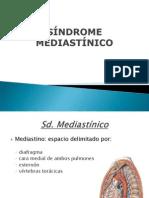 sindrome medistinico