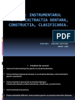 Tema.instrumentarul