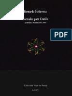 Bernardo Schiavetta - Fórmulas para Crátilo