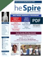 Spire - April 14, 2014