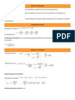 Cinética Quimica- TRABAJO DE ANALISIS MAT.1 Pagot