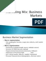 Marketing MixB2B