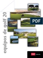 Catalogo Golf Maquina Ria 2013